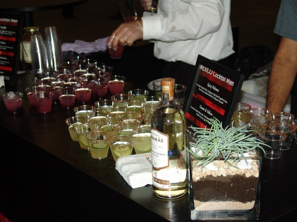 NYCWFF Mexican Cocktails
