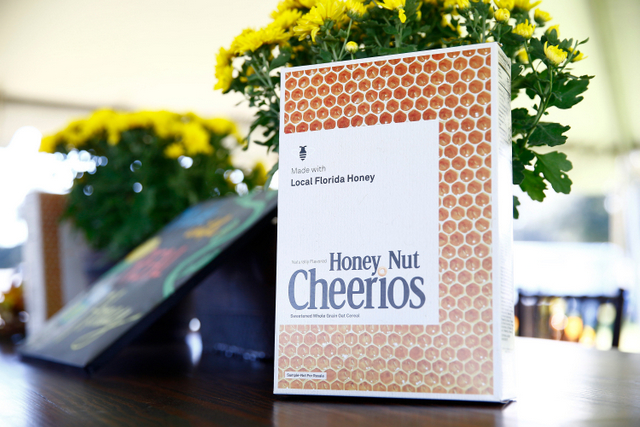 honey nut cheerios limited edition