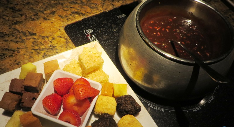 The Melting Pot 40 Years of Fondue - FLAMING TURTLE