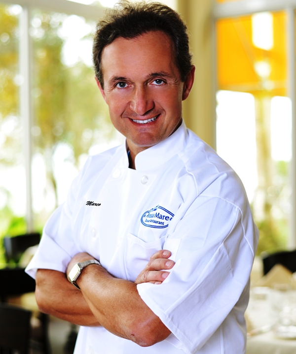Antica Mare Miami - owner Marco Betti - courtesy of Antica Mare