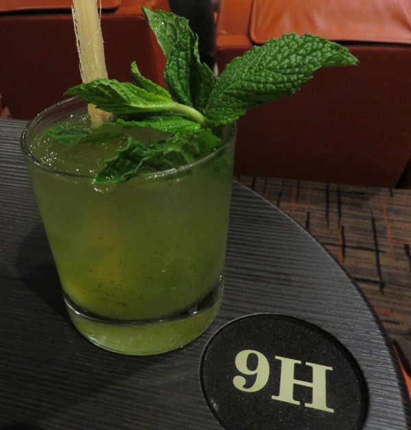 ipic theater - north miami - classic mojito