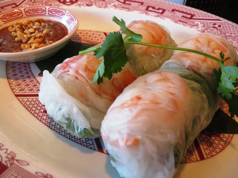 Continental Miami - Vietnamese Summer Roll