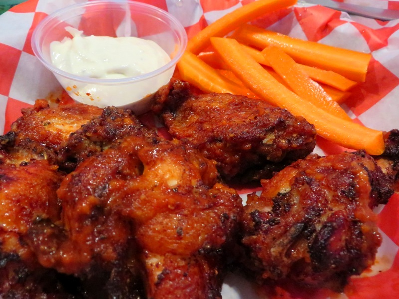 Filling Station Fort Lauderdale – chicken wings