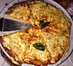 Chicken Parm Pizza Quality Meats Miami