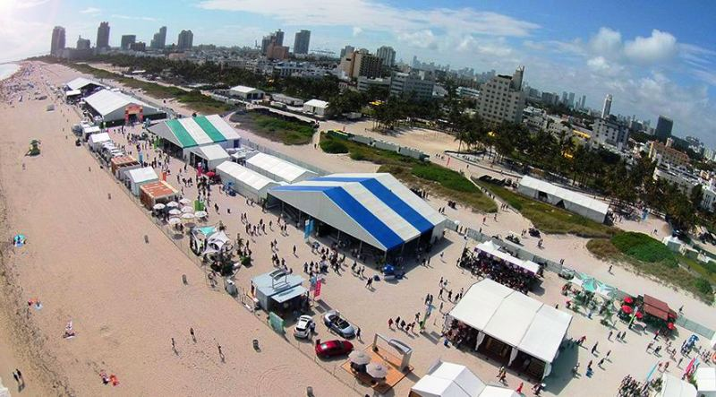 SOBEWFF Miami 2016 - South Beach Wine & Food Festival - courtesy of SOBEWFF