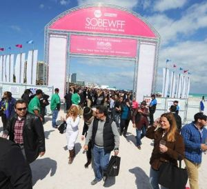 SOBEWFF Miami 2016 - day at South Beach Wine & Food Festival - courtesy of SOBEWFF