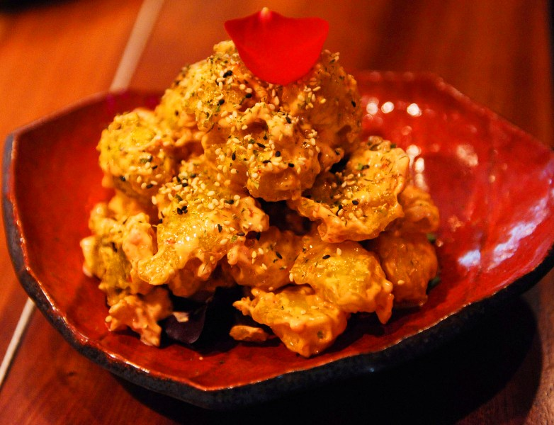 aiyara miami – popcorn shrimp - courtesy of naiyara miami