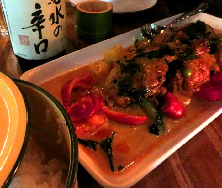 naiyara miami – red curry with duck – gang dang ped