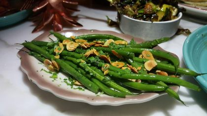 Driftwood Room Miami Beach-Haricots Verts