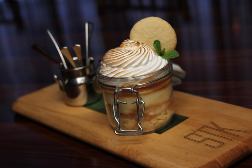 STK Banana Cream Pie