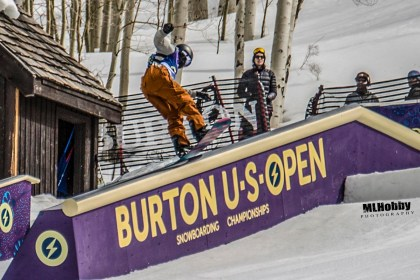 Burton US Open