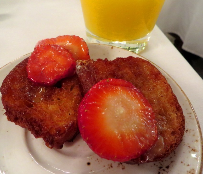 Langford Hotel Miami – pb station - french toast