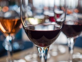 NJWFF Husic Vineyards wines