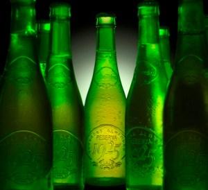 Alhambra Reserva 1925 - AR bottles - courtesy of cervezas alhambra