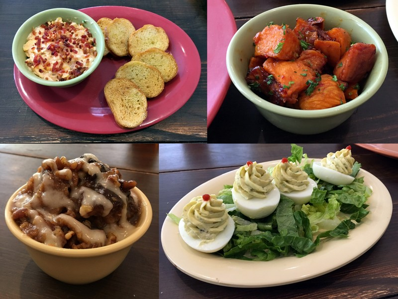 The Coop Winter Park Starters, Sides, Desserts