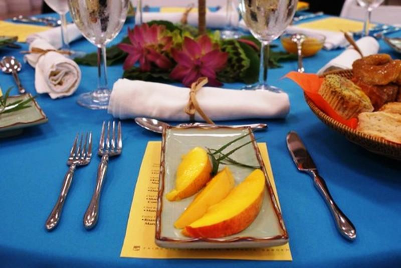 Mango Festival - Miami - Fairchild Garden-mango brunch