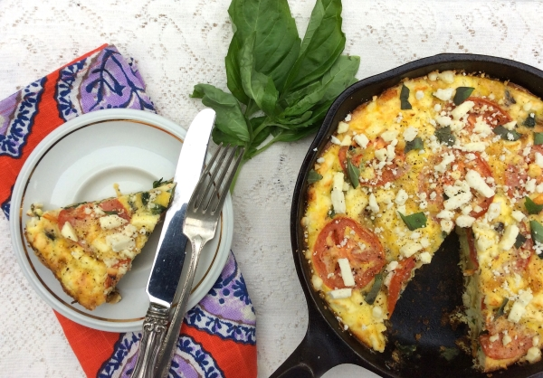 mother's day brunch frittata