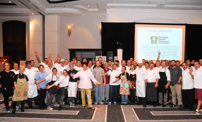 South Florida's Taste of the Nation for No Kid Hungry - Taste of the Nation 2015_Chefs