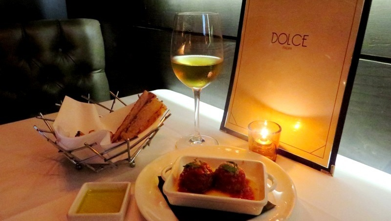 dolce Italian Miami -photo by denise castillon
