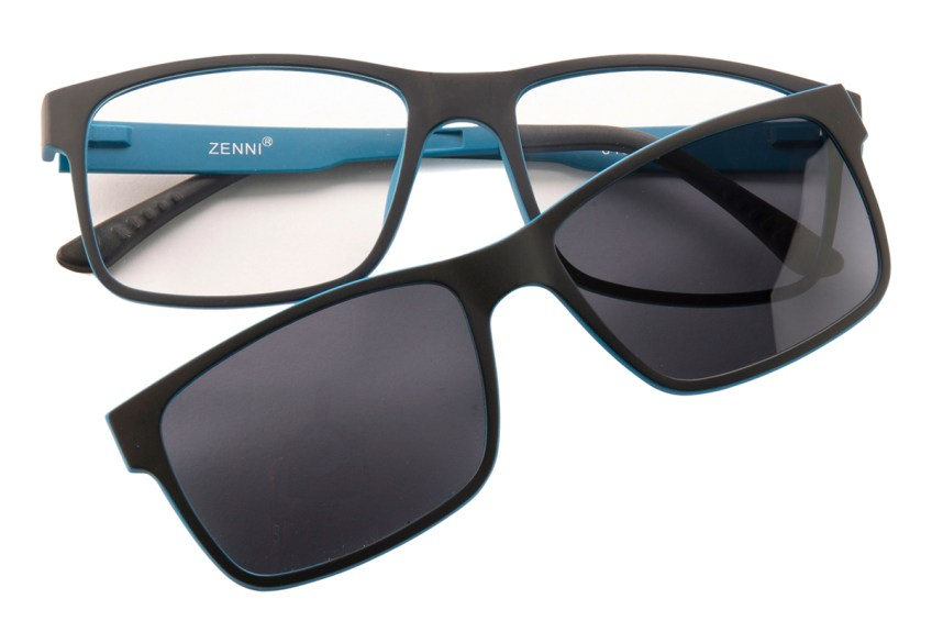 Father's Day Gift Guide Zenni's Magnetized Snap-On Glasses