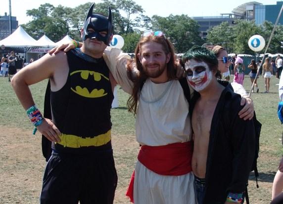 EZOO 2016 Jesus and Friends
