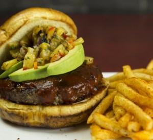 KICK Chicago Island Burger