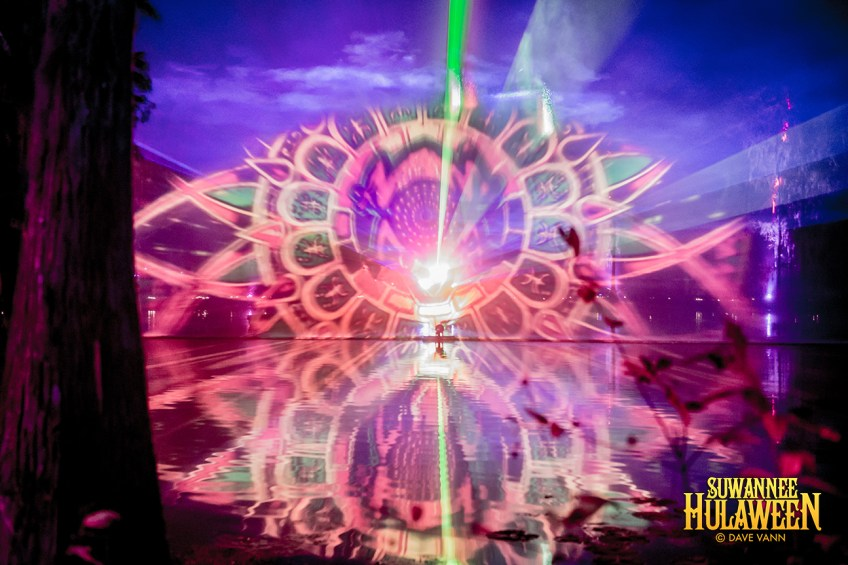 Spirit Lake - Hulaween Music Festival 10/29/16 - Spirit of Suwannee Music Park - Live Oak FL - Photo © Dave Vann 2016