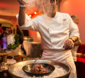 Miami's 7th Annual LUCKYRICE Grand Feast hosted by Chef Paul Qui and Bombay Sapphire EAST Gin