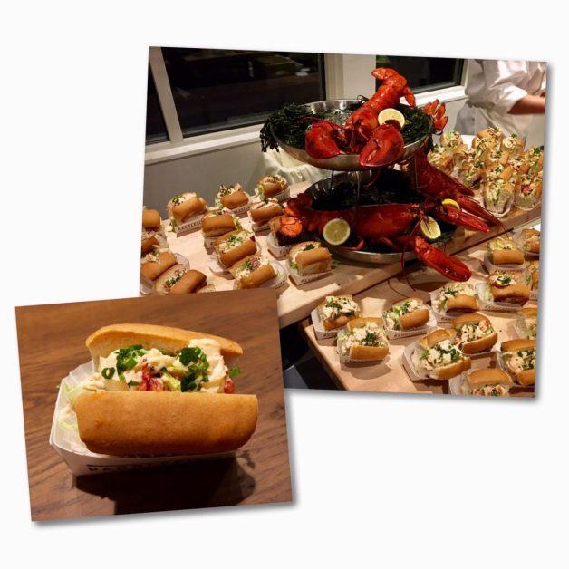 Paddlefish Orlando Lobster Roll