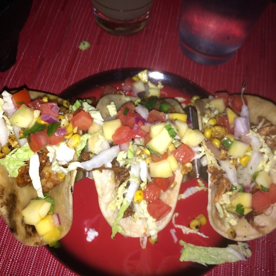 American Social 3 Tacos