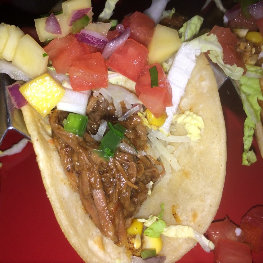 American Social Taco Bar Beef
