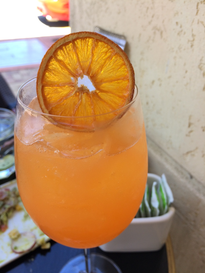 South Pointe Tavern unordinary spritz