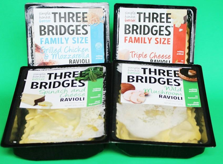 Three Bridges Ravioli