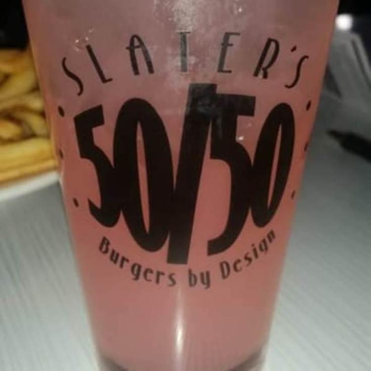 Slater's 50/50 watermelon lemonade 1