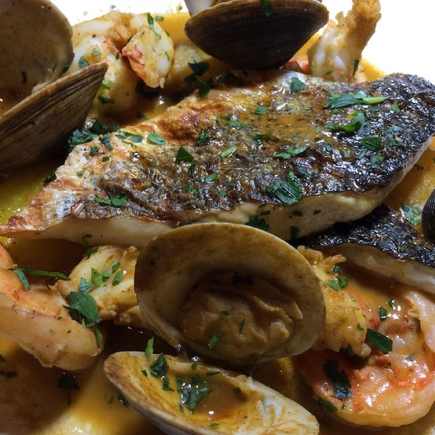 BLT Seafood Bouillabaisse