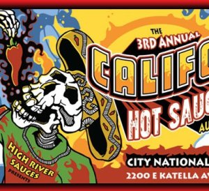 California Hot Sauce Expo Promo 2