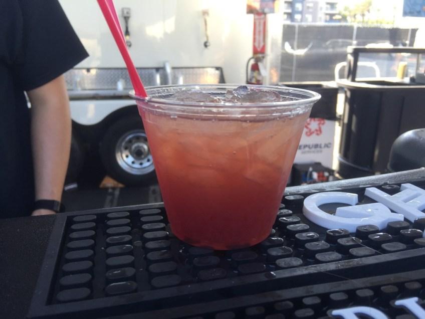 CA Hot Sauce Expo Pink Panther Cocktail