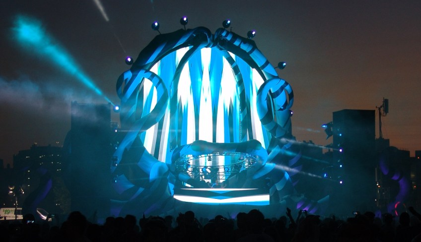 Electric Zoo Stage