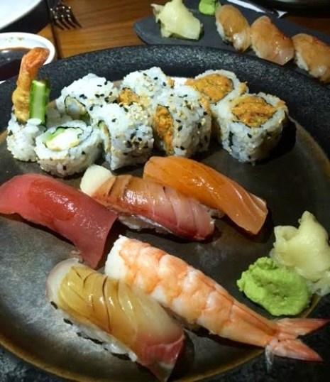 Sushi Platter - Lure Fishbar