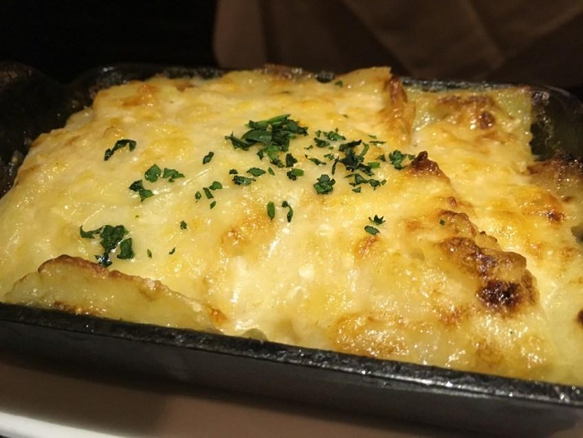212 Steakhouse Potato Gratin