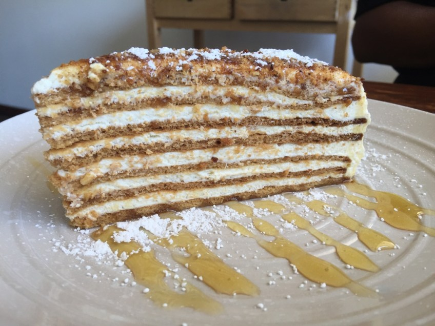 DOMA Kitchen 8 Layer Russian Honey Cake 3