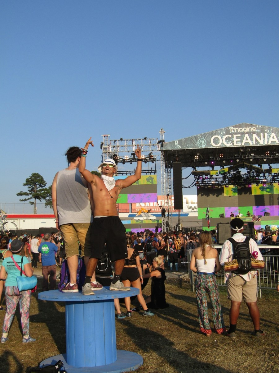 Imagine Festival Main Stage