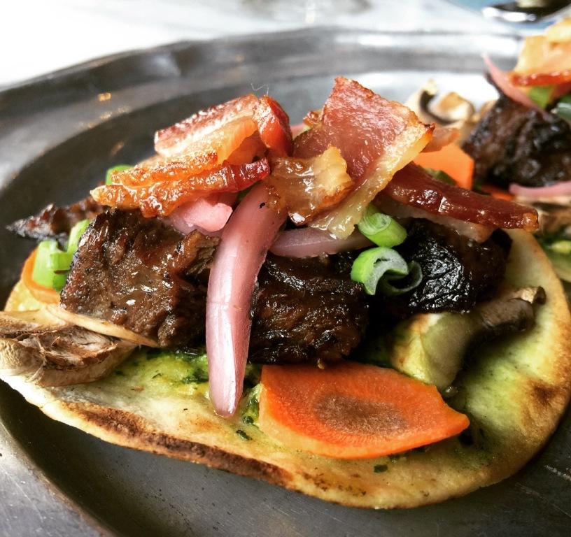 Belle Vie Beef Burgundy Taco 2