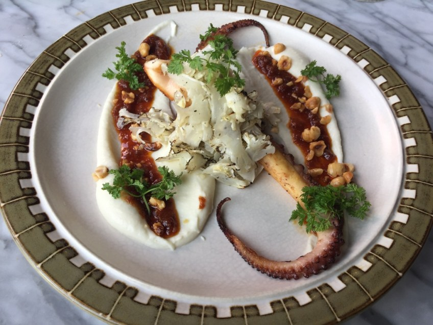 Belle Vie Octopus 1