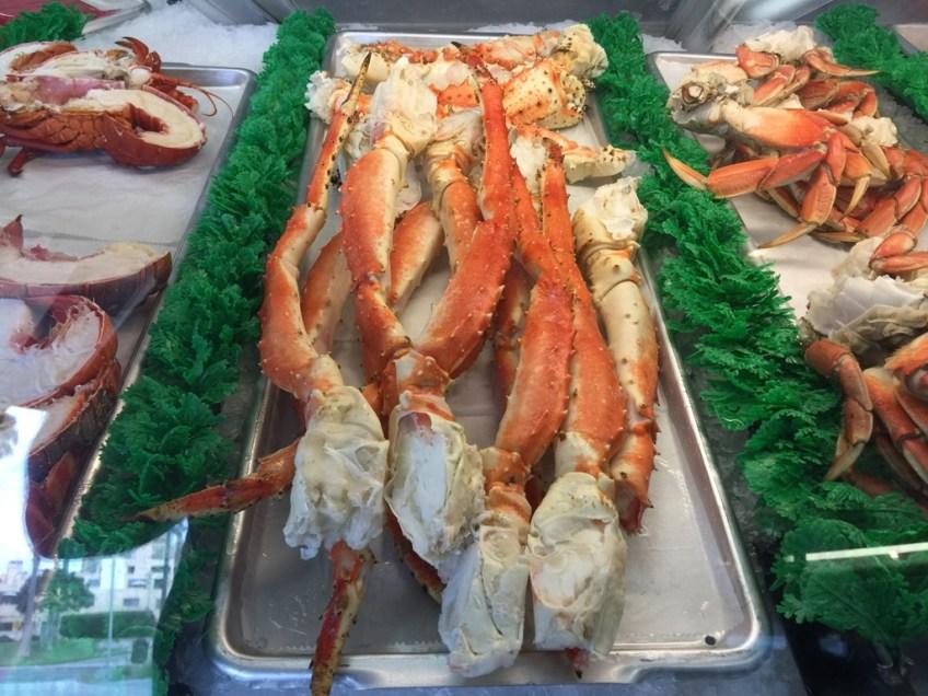 Captain Kidd's King Crab Legs