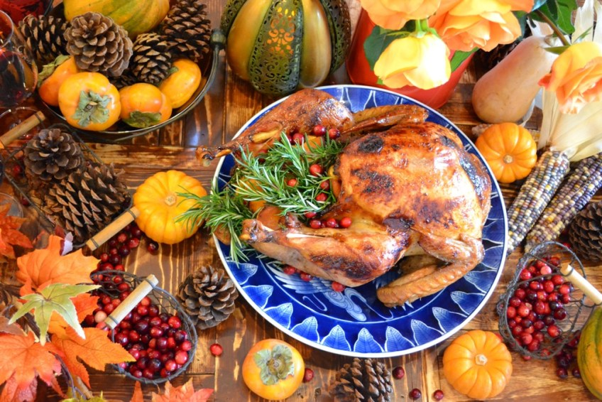 Doma Kitchen Turkey Fall display