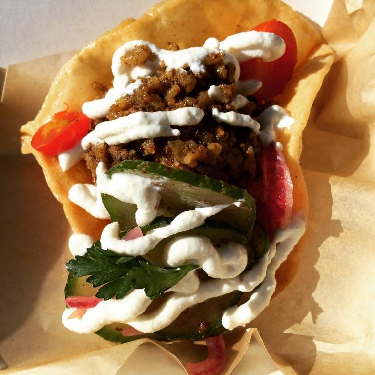 Mootral Shawarma Spiced Beef Tostada 2