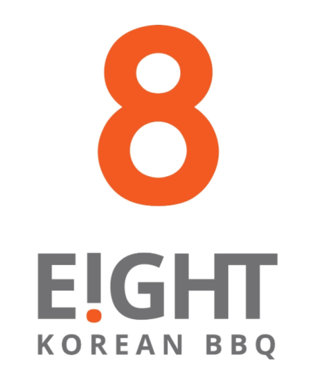 Eight Korean BBQ - Logo