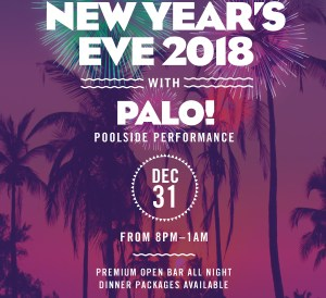 Palo New Year Eve 2018