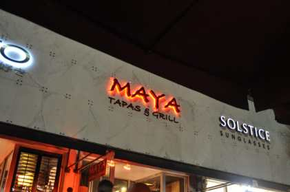 Maya's Grill